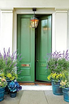 nice 13 Bold Colors for Your Front Door by http://www.best100-homedecorpictures.us/entry-doors/13-bold-colors-for-your-front-door/