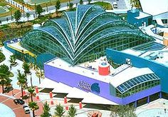 "Florida Aquarium- Young kids are sure to enjoy the ""Explore A Shore"" exhibit, which includes a waterslide and water-jet sprays for them to play in. Tampa's aquarium is open every day from 9:30 a.m. to 5 p.m. General admission costs between about $15 and $20 and varies by age. Children age two and under can enter for free. Visit the aquarium's website for more information."