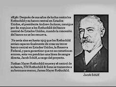 """La Historia de la Disnastía Rothschild (""""Completo"""" en Español) - YouTube"""