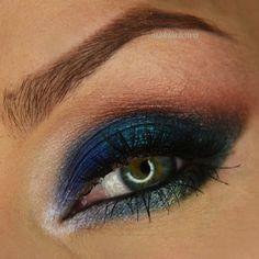 autumn look - Makeup Geek