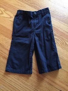 Polo Ralph Lauren Baby Boys Pants 12 Months Christmas Holiday Outfit Euc