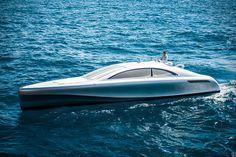 Mercedes-Benz Arrow460-Granturismo Yacht