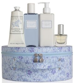 Crabtree & Evelyn's Nantucket Briar--my go-to spring fragrance