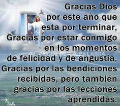 ACCION DE GRACIAS A DIOS.♡♥♡