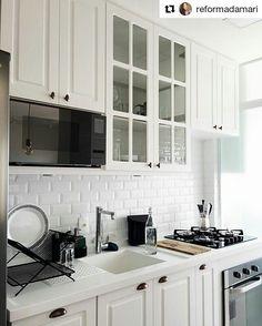 New Vintage Kitchen Small Dining Rooms Ideas Home Kitchens, Home N Decor, Small Kitchen, Home Remodeling, Home Decor Kitchen, Interior Design Kitchen, Dining Room Small, Home Decor, House Interior