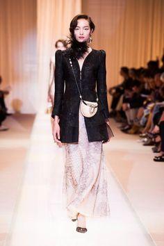 Giorgio Armani Priv Haute Couture Autumn 2013 — Куклы, я и все,все, все