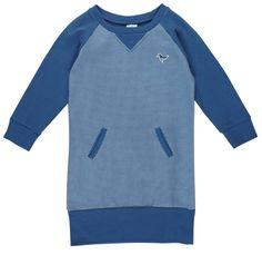 Blauw jurkje - Dis une couleur