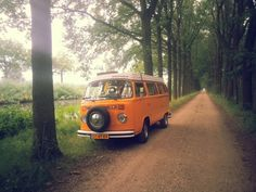 Lovely day with our T2b! Being free ♥ vw campervan