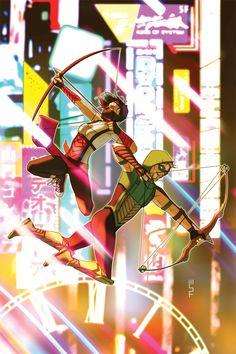 Green Arrow - W. Scott Forbes