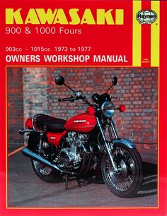 If you own a kawasaki bike and wish to perform anything from routine haynes m222 repair manual for 1973 77 kawasaki 900 1000 fours fandeluxe Choice Image