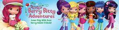 Strawberry Shortcake's Berry Bitty Adventures Online