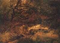 Jabłoń nad potokiem - Maksymilian Gierymski (1868) Landscape Paintings, Poland, Art, Art Background, Kunst, Landscape, Performing Arts, Landscape Drawings, Art Education Resources