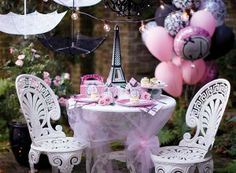 Paris Damask Party Packs, 86315