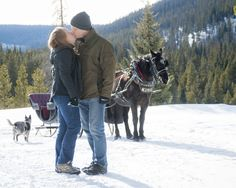 Top 10 places to steal a kiss on Valentine's Day in #Colorado. Photo by Dramatic Focal Point Photography.