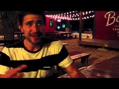 Matt Dallas talks #ThunderRoad