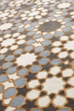 Love love love this rug! Constellation Rug - anthropologie.com #anthrofave