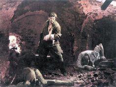 N. Tolkunov. Immortality. Brest, 1941.