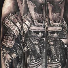 Matteo Pasqualin - samurai armor