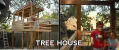 Custom Tree House