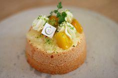 Angel Cake, Pâtisserie Ciel. Photo : Les Jolis Mondes
