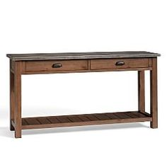 Lorraine Extending Dining Table; 96 - 120 inches | Pottery Barn ...
