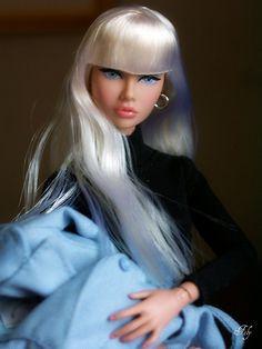 Barbie Blue