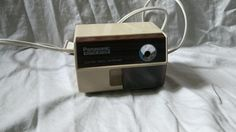 Vintage Panasonic KP-110 AUTO-STOP Electric Pencil Sharpener School Office #Panasonic #ElectricalPencilSharpener