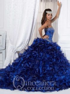 10 Beauty and the Beast Inspired Quinceanera Dresses - 15 jurken ...