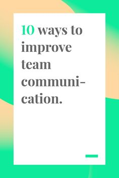 Good team communication is essential for success. Here are 10 ways to improve your team's communication, plus tools that will help. Leadership Qualities, Leadership Coaching, Leadership Roles, Leadership Development, Life Coaching, Developing Leadership Skills, Team Building, Communication Activities, Leadership Activities