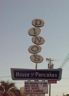 Dino's Pancake House