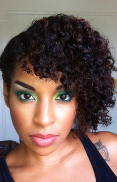 Beauty By Lee: Natural hair Up-do with textured bangs Natural Hair Updo, Natural Hair Journey, Up Hairstyles, Straight Hairstyles, American Hairstyles, Beauty By Lee, Textured Bangs, Hot Hair Colors, Natural Hair Styles For Black Women