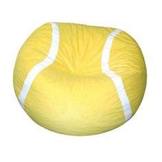 Velour Tennis Ball Bean Bag $59.98