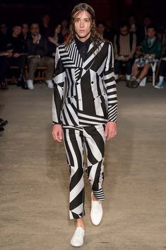 Alexander McQueen 2016 Spring Menswear