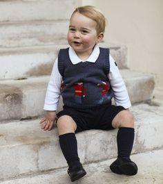 Gb, il principe George è cresciuto: le foto di Natale