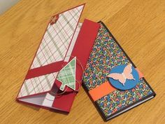 Handmade Magnetic Closure Pocket Notebook Tutorial - YouTube