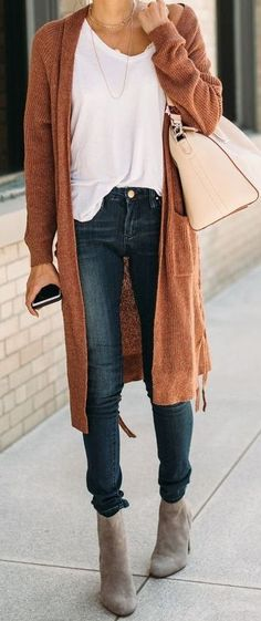27 CARDIGAN OUTFITS YOU MUST TRY