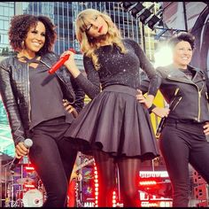 Taylor on GMA. Totally love this.