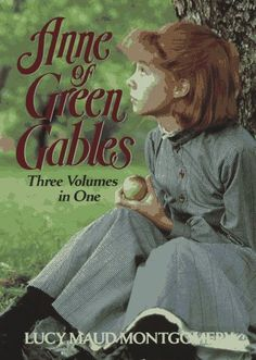 Meagan Follows- Anne of Green Gables; Anne of Avonlea; The Continuing Story of Anne of Avonlea