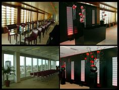 Office transformation for Chinese event