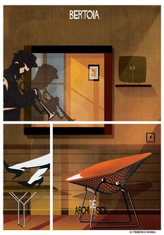 Gallery of ARCHIDESIGN: Design Histories By Federico Babina - 14