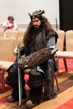 King from the DragonCon 2014 (Atlanta) by hizsi.deviantart.com on @deviantART