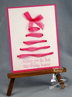Laced Card by KtsAngels - Cards and Paper Crafts at Splitcoaststampers
