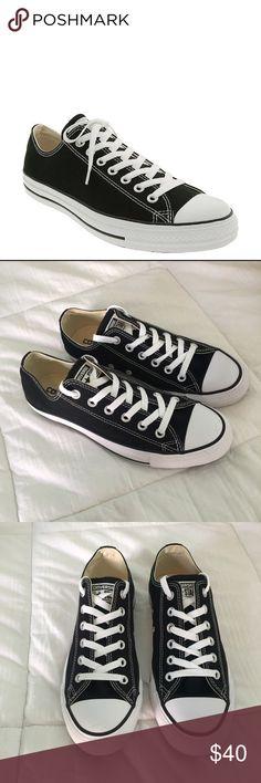 black converse womens size 8