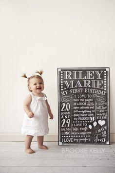 Riley, 1 year: Nashville Baby Photographer