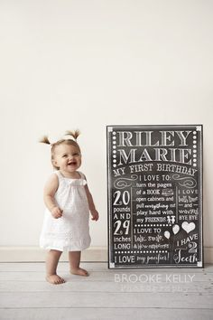 Riley, 1 year: Nashville Baby Photographer