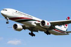 Biman Bangladesh Airlines Boeing 777-3E9/ER (S2-AHN)