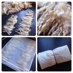Hur man tvättar ull är en återkommande fråga på olika forum på nätet och den frågan får ofta många olika svar och goda råd.Det beror delvis på vilken typ av ull man ska tvätta (t.ex. hur tovningsb…
