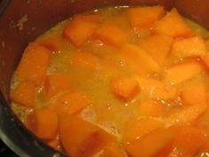 Sütőtök krémleves: főzd puhára a tököt
