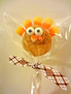 Great for Thanksgiving Parties :)