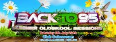 Win x3 pairs of tickets for BACK TO 95: SUMMER OLD SKOOL SESSIONS
